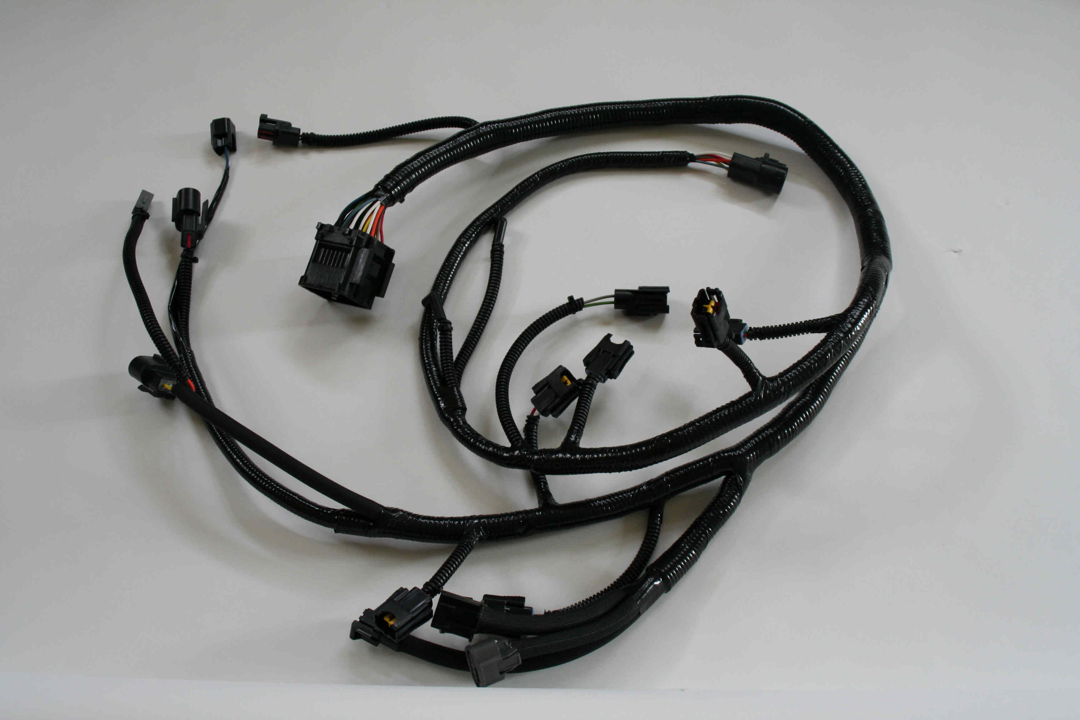 Ford Replacement Harnesses Harness 302 Engine Wiring Whether You Are A Manufacturer Looking For Custom Work Or Customer With Late Model Vehicle In Disrepair Chances We Can Help